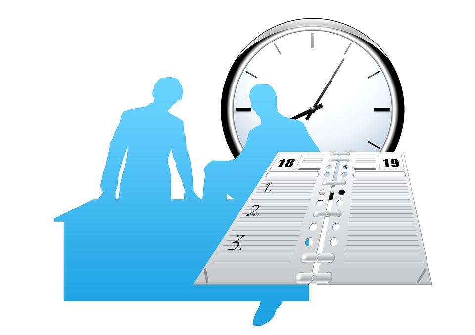 Secured framework for annual working time arrangements
